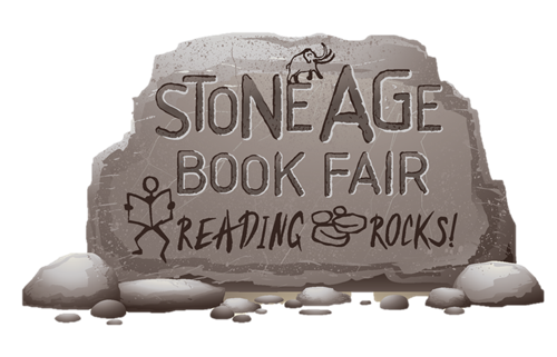 Stone Age Book Fair, Reading Rocks