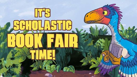 It's Scholastic Book Fair  Time! Please check out our Online Book Fair!