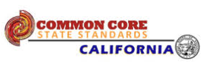 Common Core State Standards California logo