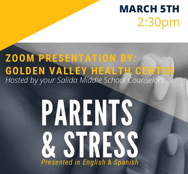 parents and stress announcement