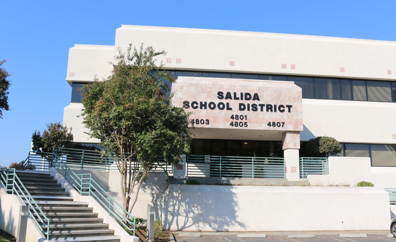 Salida Union School District logo